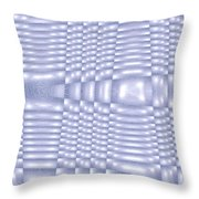 Moveonart More About Silver 1 Throw Pillow