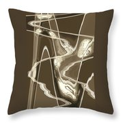Moveonart Move 14 Throw Pillow