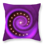 Moveonart Mysterious Secret Throw Pillow