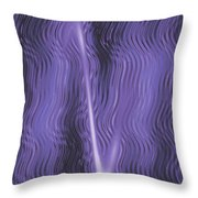 Moveonart Mystery Series 1 Throw Pillow