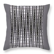 Moveonart Mystery Texture 1 Throw Pillow