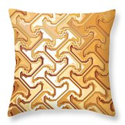 Moveonart New Patterns 1 Throw Pillow