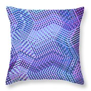 Moveonart New Patterns 2 Throw Pillow