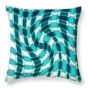 Moveonart New Patterns 3 Throw Pillow
