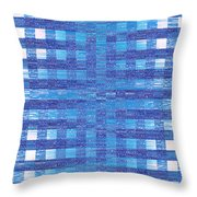 Moveonart Onlyhereforalittlewhile Throw Pillow
