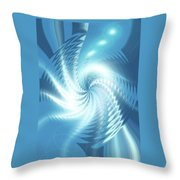Moveonart Peaceful Alternative Throw Pillow