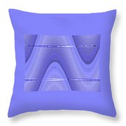 Moveonart Peaceful Presence 2 Throw Pillow