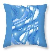 Moveonart Peaceful Resolution 1 Throw Pillow