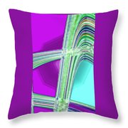 Moveonart Provide Us With Waves Amen Throw Pillow