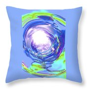 Moveonart Reassurance Throw Pillow