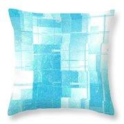 Moveonart Refreshing Cool 2 Throw Pillow