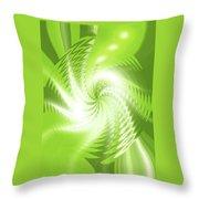 Moveonart Renewable Resourcing Throw Pillow