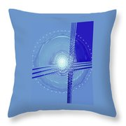 Moveonart Shift In Time Four Throw Pillow