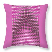 Moveonart Textured Dimensions 1 Throw Pillow