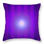 Moveonart The Dream The Reality Within Throw Pillow