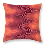 Moveonart The Vision Shall Go Forth Throw Pillow