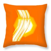 Moveonart Time For Transformation Throw Pillow