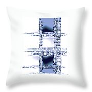 Moveonart Time To Think Throw Pillow