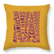 Moveonart Touched 2 Throw Pillow