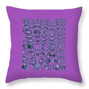 Moveonart Touched 3 Throw Pillow