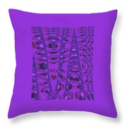 Moveonart Touched 5 Throw Pillow