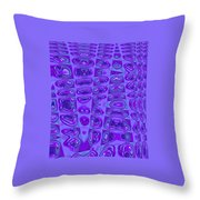 Moveonart Touched 7 Throw Pillow