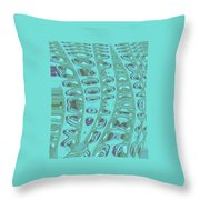 Moveonart Touched 8 Throw Pillow