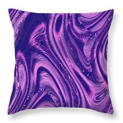 Moveonart True Color Of The Conversation Throw Pillow