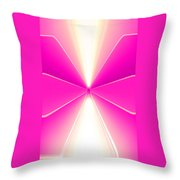 Moveonart Turn Our Light Up 1 Throw Pillow