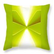 Moveonart Turn Our Light Up 4 Throw Pillow