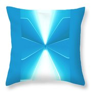 Moveonart Turn Our Light Up 5 Throw Pillow