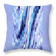 Moveonart Upward Movement One Throw Pillow