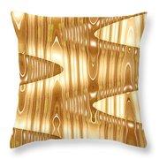 Moveonart Waves Of Enlightenment 2 Throw Pillow