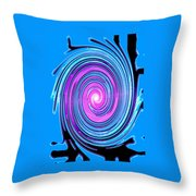 Moveonart Waves Of Renewal I Throw Pillow