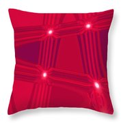 Moveonart Wonder Working Power Throw Pillow