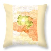 Moveonart Youre Gonna Be Alright Throw Pillow