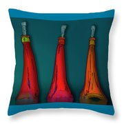 Movers And Shakers Throw Pillow