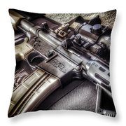 Mp1522 Throw Pillow