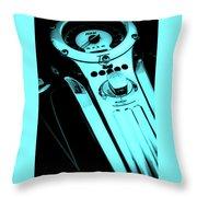 Mph Blue 5485 G_5 Throw Pillow