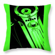 Mph Green 5485 G_4 Throw Pillow