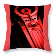 Mph Red 5485 G_2 Throw Pillow