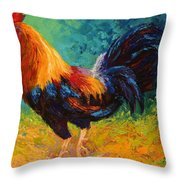 Mr Big Throw Pillow