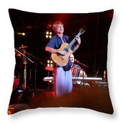 Mr. Rundek Throw Pillow