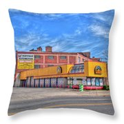 Mr Tire 15117 Throw Pillow