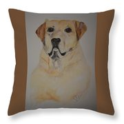 Mr. Wesley Throw Pillow
