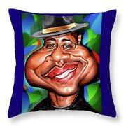 Mr.cool Throw Pillow