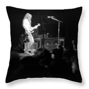 Mrwint75 #12 Throw Pillow