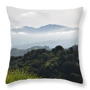 Mt. Diablo Throw Pillow