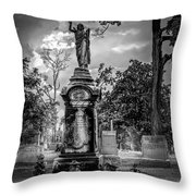 Mt Olivet Throw Pillow