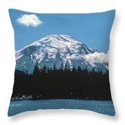 Mt. St. Helens 1975 Throw Pillow